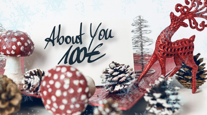 Blogger Adventskalender #20 mit About You