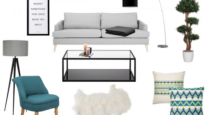 Living-Inspiration für einen minimalistischen Wohnstil