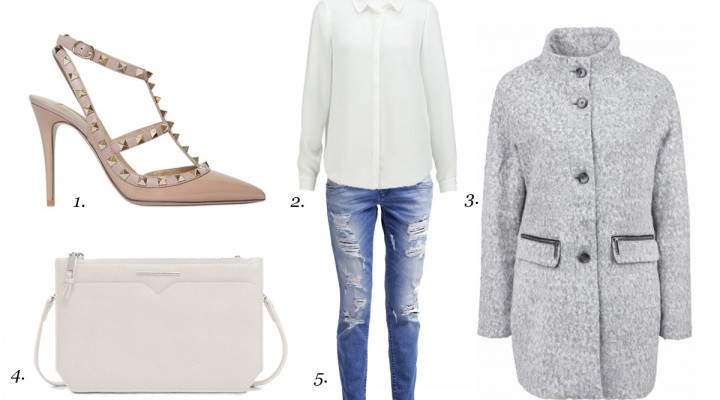 3 Ways to style a white blouse