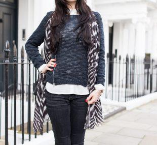What i wear in London Part 1