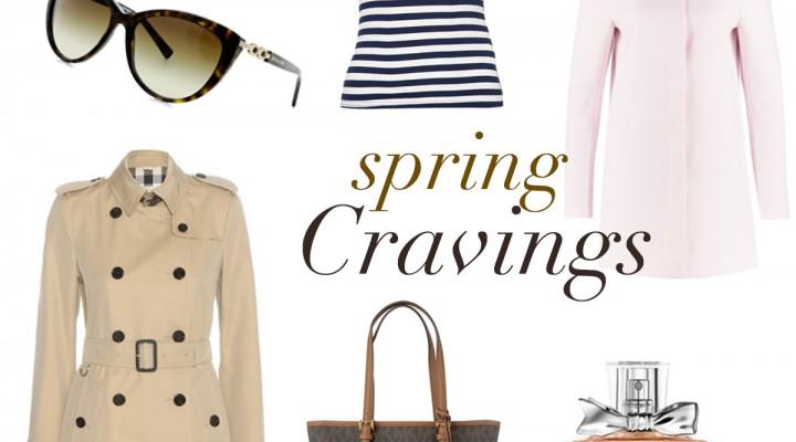 Spring Cravings
