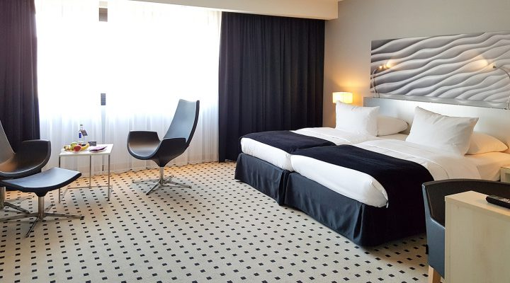 Radisson Blu Scandinavia in Düsseldorf – Hotelbewertung