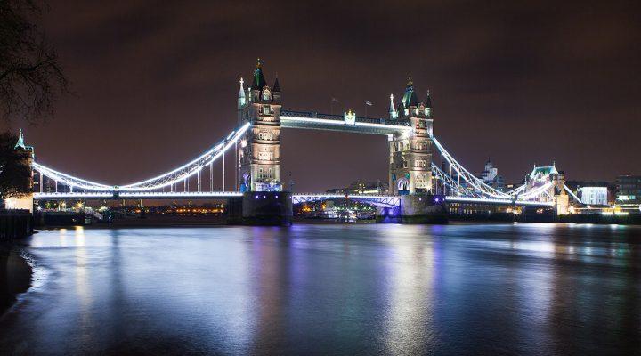 5 Dinge die du Nachts in London sehen solltest