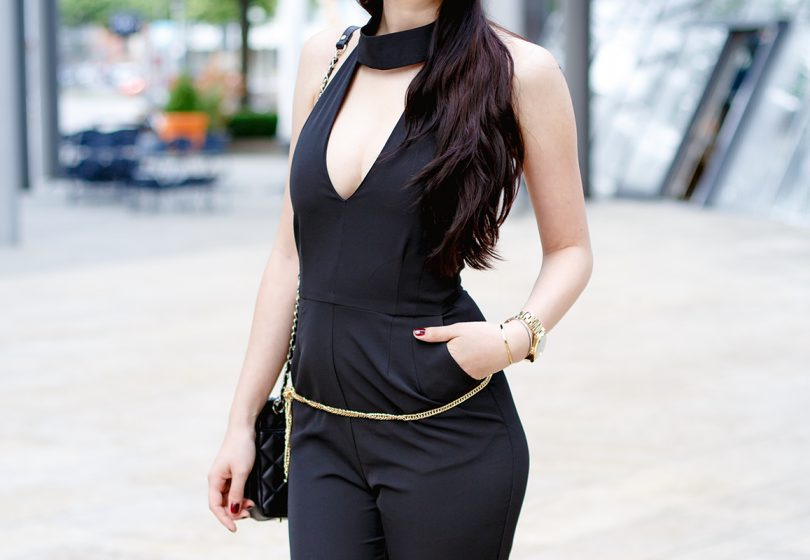 Jumpsuit Summer Night Out