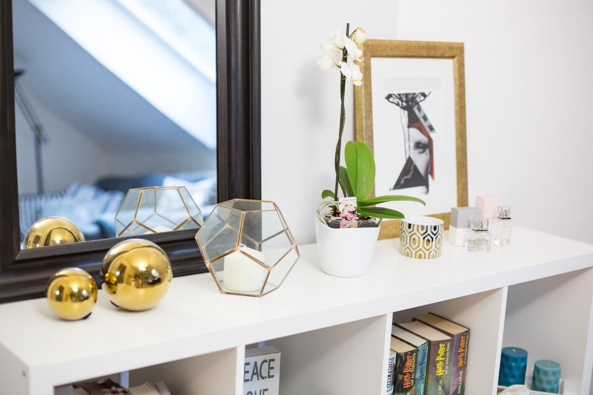 Bild: Interieur, Living Room, Wohnzimmer, Interor, Shades of Ivory, Blo, Westwingnow, Wohnstil, Expedit, Kallax, Ikea,