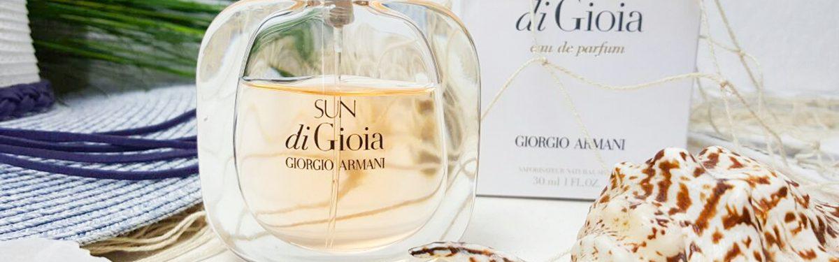 Giorgio Armani Sun di Gioia Review