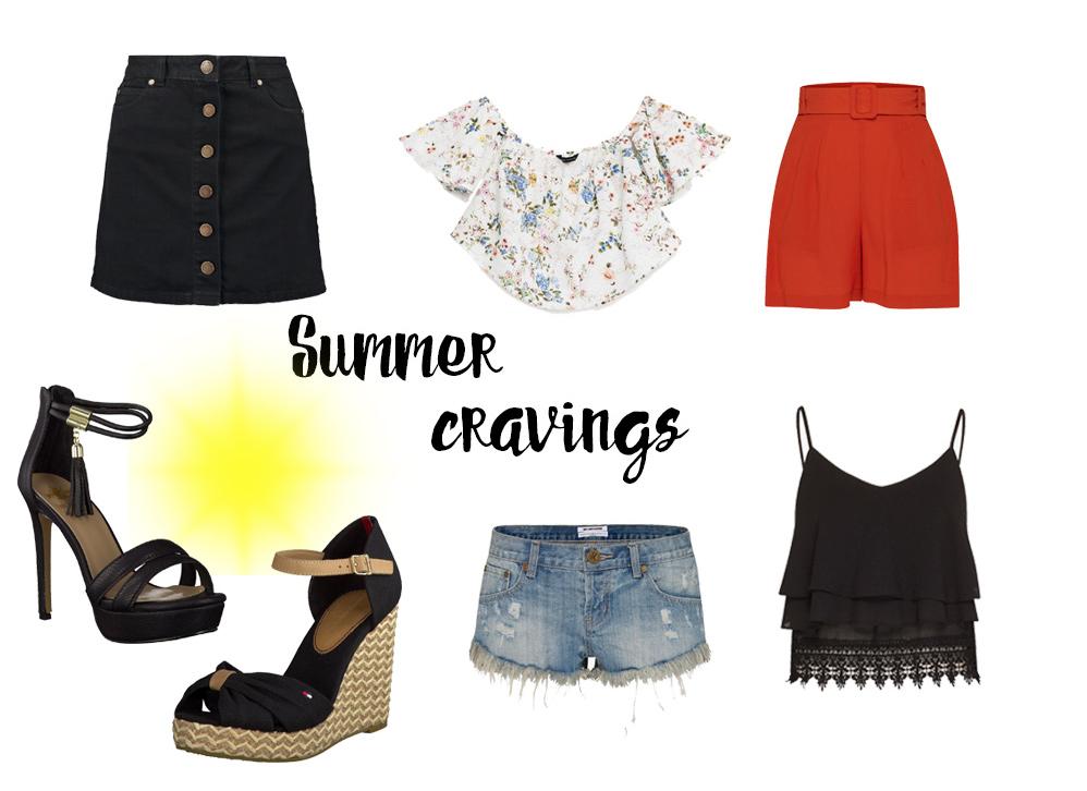 Bild Gravings, Must Have, Summer, Sommermode, Wedges, Offshoulder,