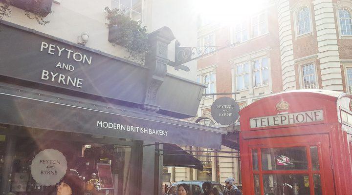 Essen in London – Restaurants, Bakerys und China Town