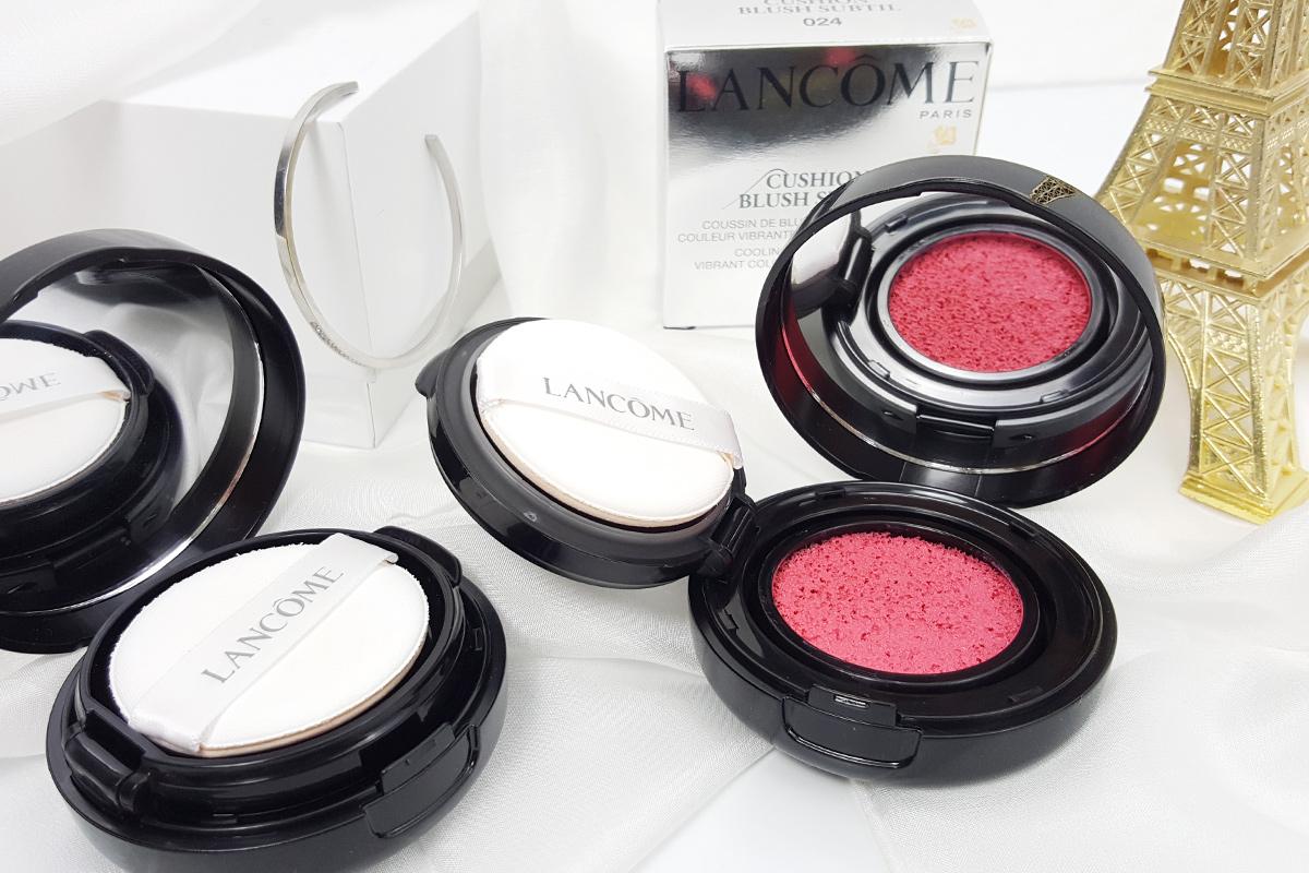 Bild: Lancome, Lancôme, Juicy Shaker, Cushion Blush Subtil, Rouge, Blush, Beauty, Fashionblog, Beautyblog, Shades of Ivory, Make Up