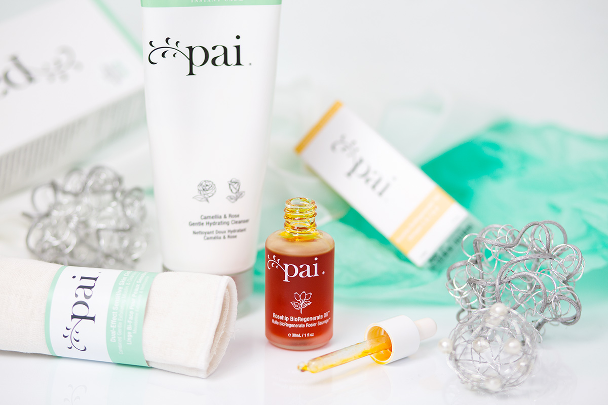 Bild: Pai Skincare, Naturkosmetik, Rosehip Oil, Camelia rose gentle hydrating cleanser, beauty, beautyblog, Shades of Ivory