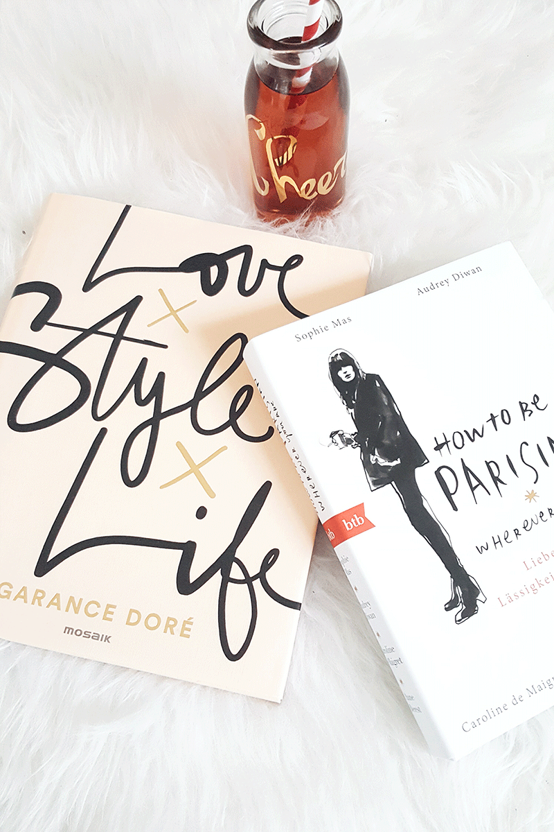Buch: Love, Style, Life, How to be Parisian, Blogger, Fashion