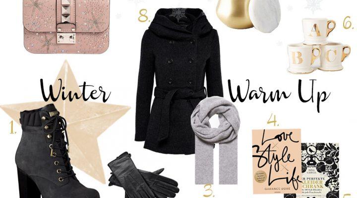 Editors Picks: Winter Warm Up