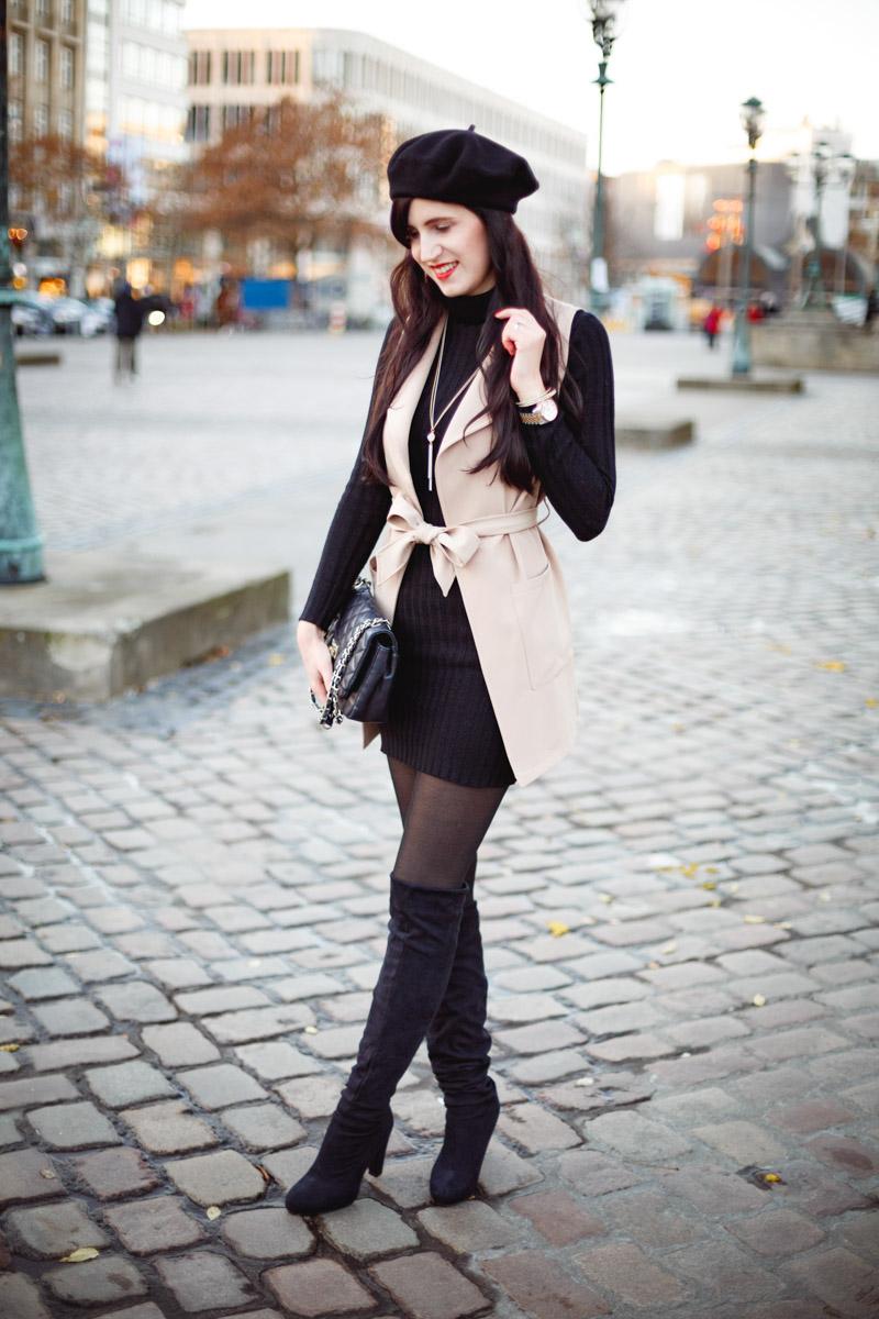 Parisian Chic Street Style Random Facts Shades Of Ivory