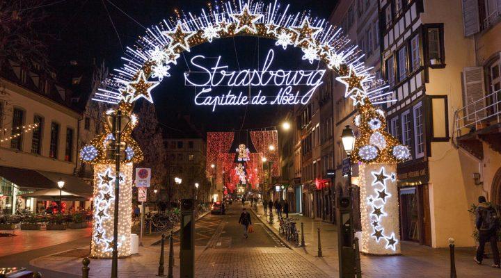 Postcard from Strasbourg – Marché de Noël