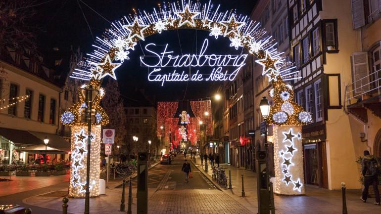 Straßburg – Marché de Noël