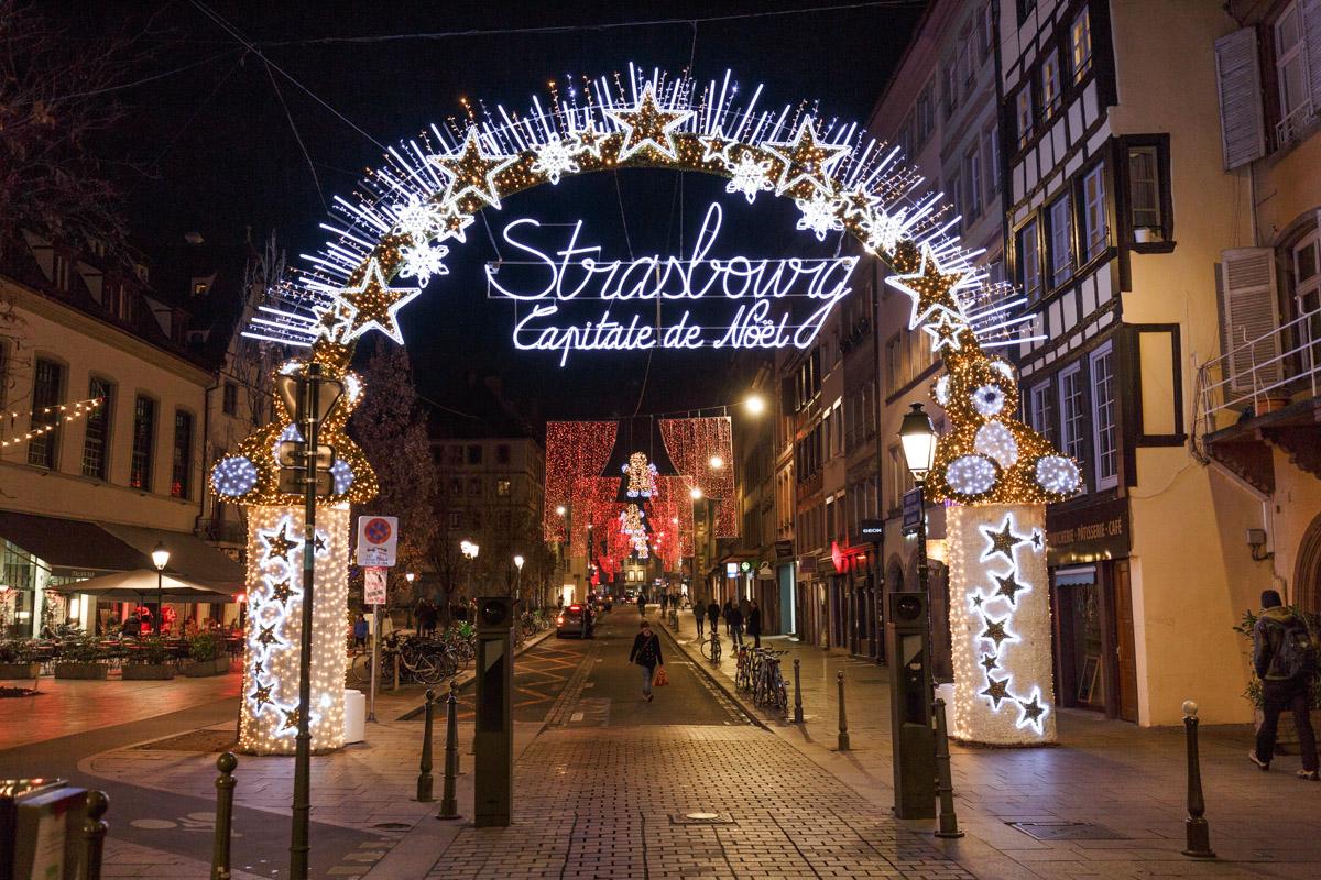Straßburg, Marché de Noel, Weihnachtsmarkt, Elsass, Capitale de Noel, Strasbourg, Bild: Straßburg, Weihnachten, Strasbourg, Frankreich, Reisebericht, schönsten Urlaubserinnerungen