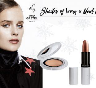 Adventsverlosung mit Und Gretel Make Up