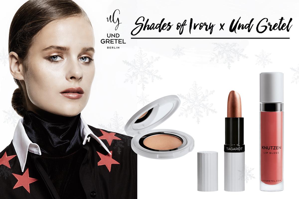Bild: Verlosung, Und Gretel, Naturkosmetik, Beauty, Shades of Ivory, Blog