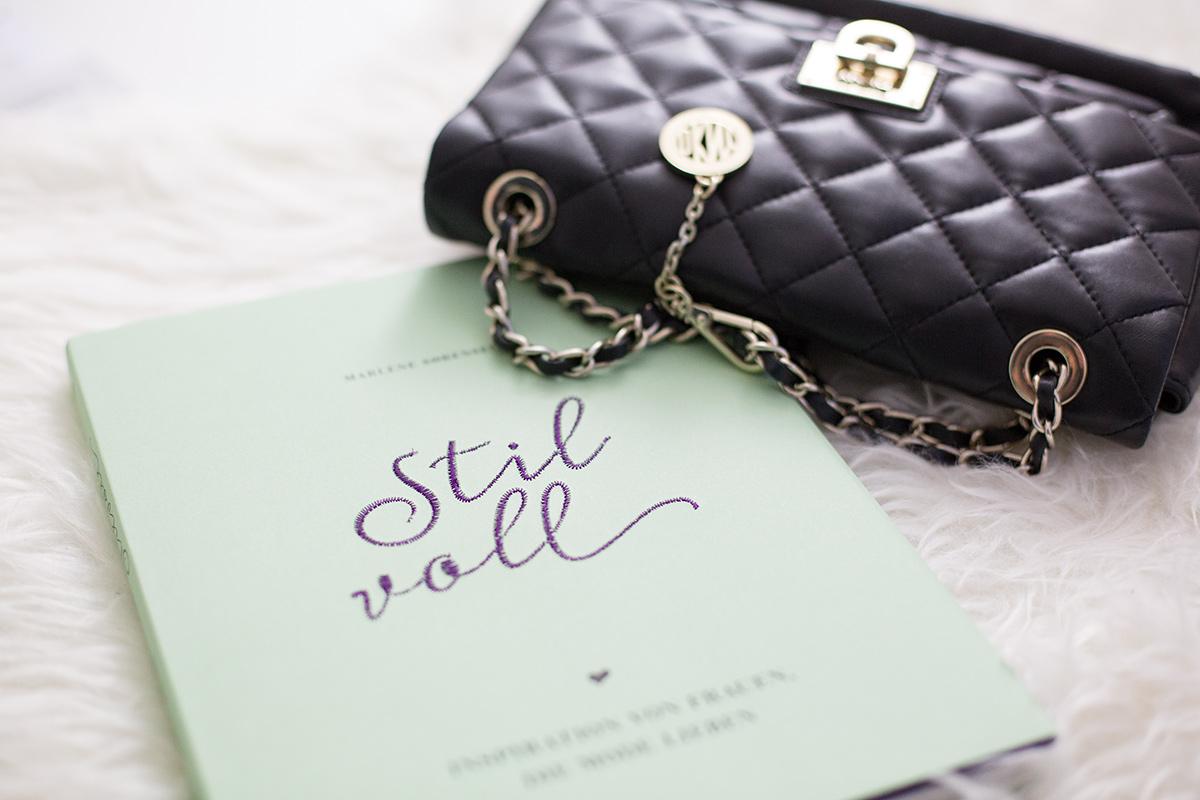 Bild: Buch Stilvoll von Marlene Sorensen, Buch, Stilvoll, Fashion, Blogger, Shades of Ivory, Geschenke