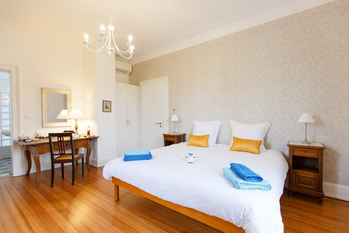 Bild: Villa Urban, Chambre d'hôtes, Straßburg, Frankreich, Unterkunft, Blogger, Zimmer