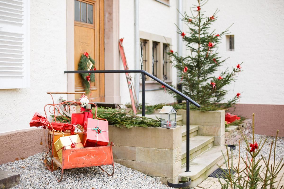 Bild: Villa Urban, Chambre d'hôtes, Straßburg, Frankreich, Unterkunft, Blogger, Weihnachten, Christmas