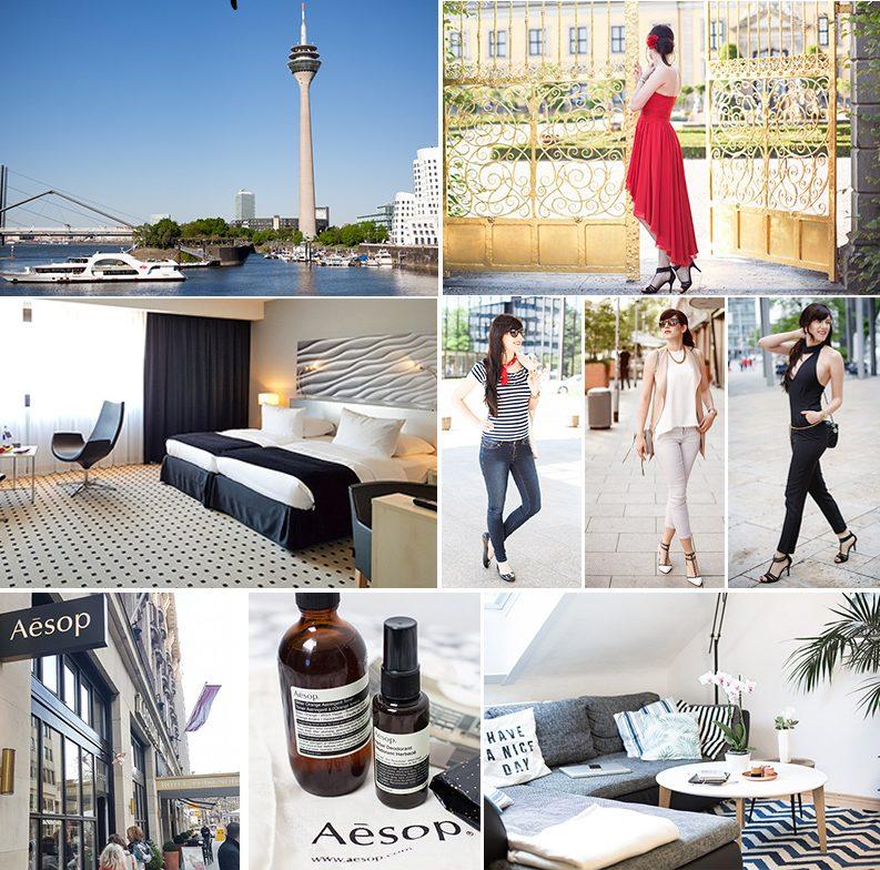 Bild: Jahresrückblick, Düsseldorf, Hochzeitsgast, Outfit, Aesop