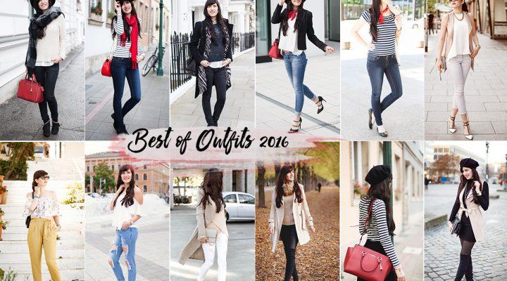 Best of Outfits 2016 – Jahresrückblick