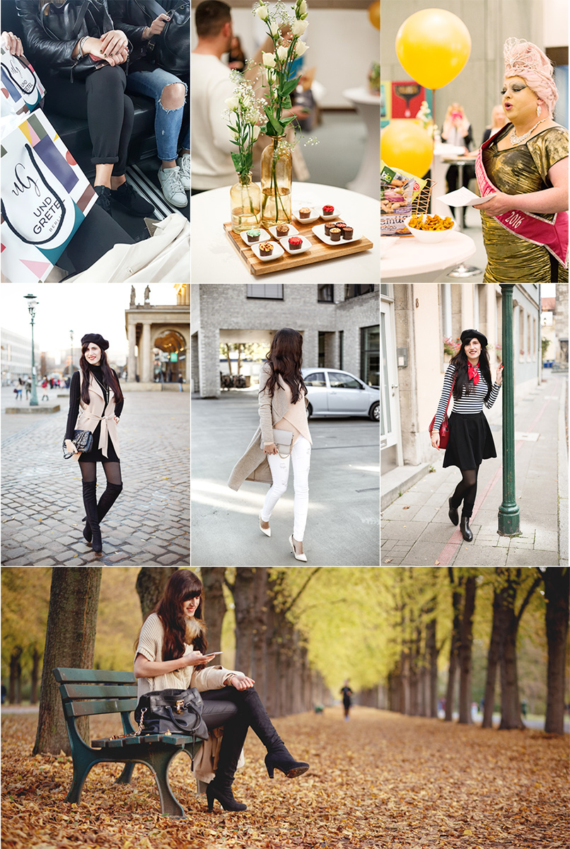 Bild: Jahresrückblick, Outfits, French Chic, Autumn