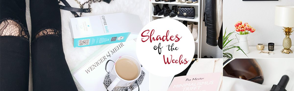 Shades of the Weeks #1