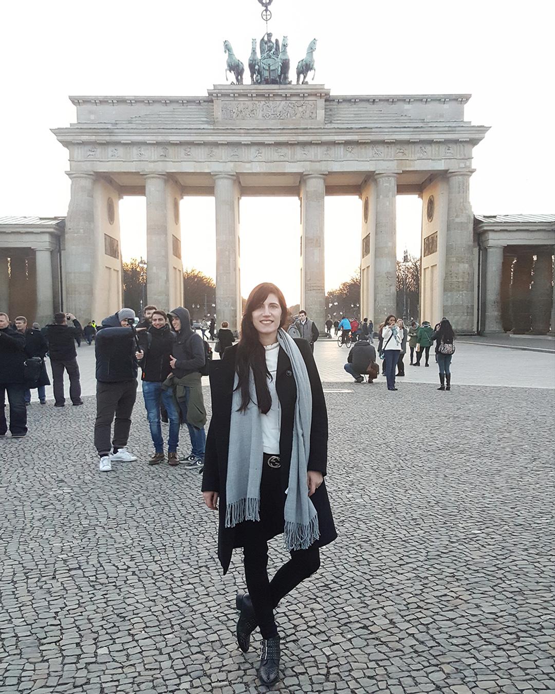 Bild: Berlin, Brandenburger Tor, Outfit, Blog, ootd