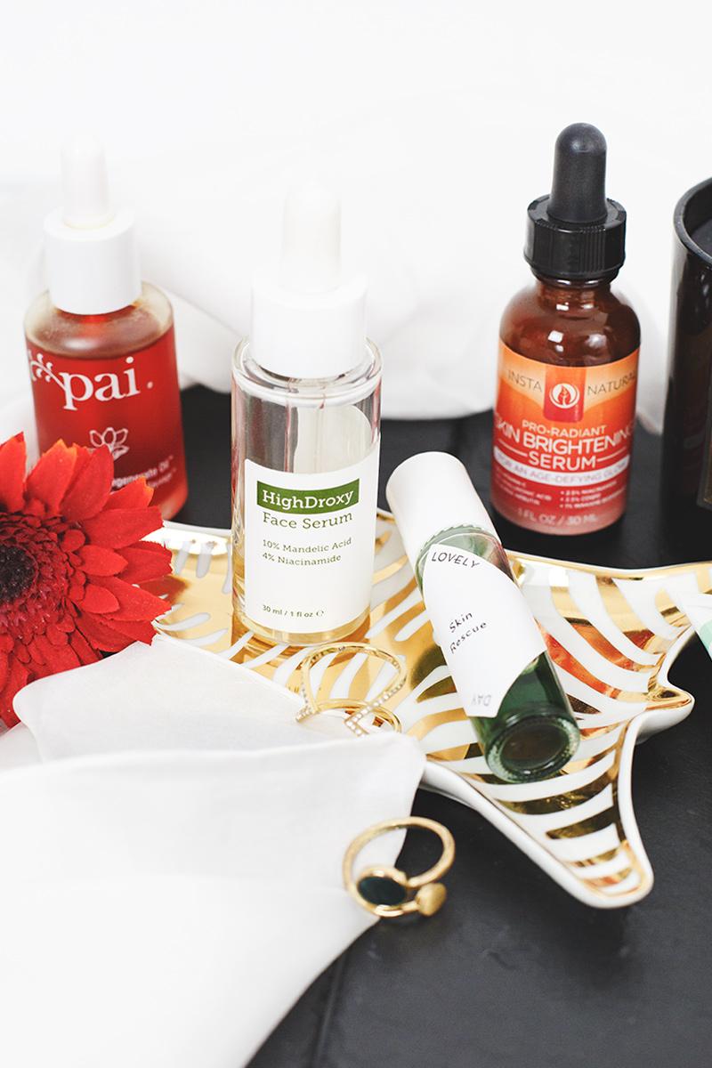 Bild: Naturkosmetik, Highdrodx, Lovely Day Botanicals, Insta Natural, Pai Skincare, Inhaltsstoffe, Kosmetik, Beauty, Blogger