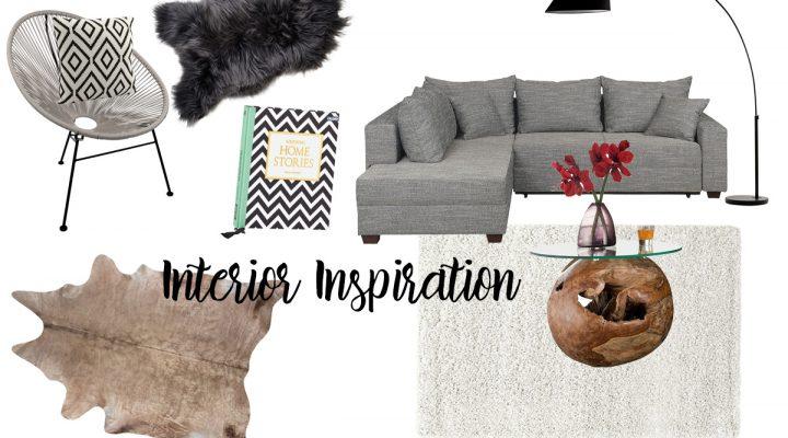 Home & Living – Living Room Inspiration