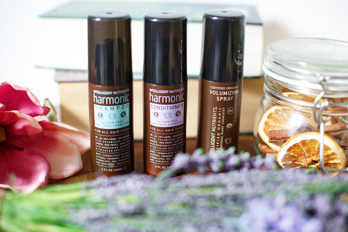 Bild: Intelligent Nutrients, Haarpflege, Naturkosmetik, Haircare, Silikonfrei