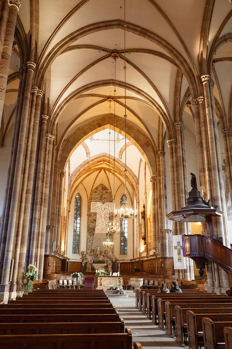 Bild: Reisebericht, Straßburg, Strasbourg, Sankt Thomas Kirche, Mausoleum