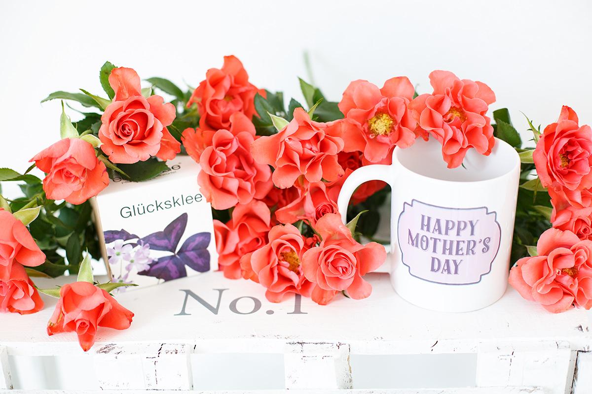 Bild: Muttertag, Muttertagsgeschenke, Ideen zum Muttertag