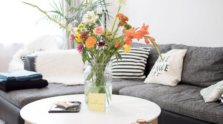 Interior – Blumen mit Bloomon nach Hause liefern lassen