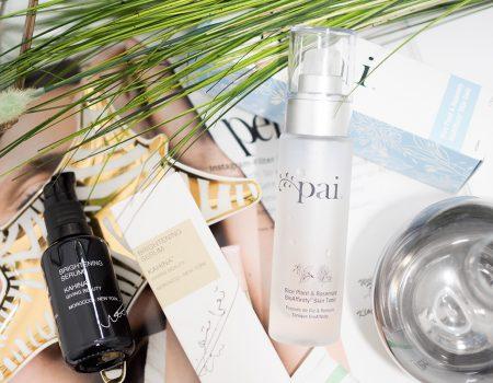 strahlende Haut mit Pai Skincare & Kahina Giving Beauty #organic