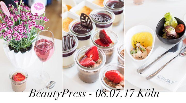 [Event] Beautypress Bloggerevent Juli 2017 in Köln