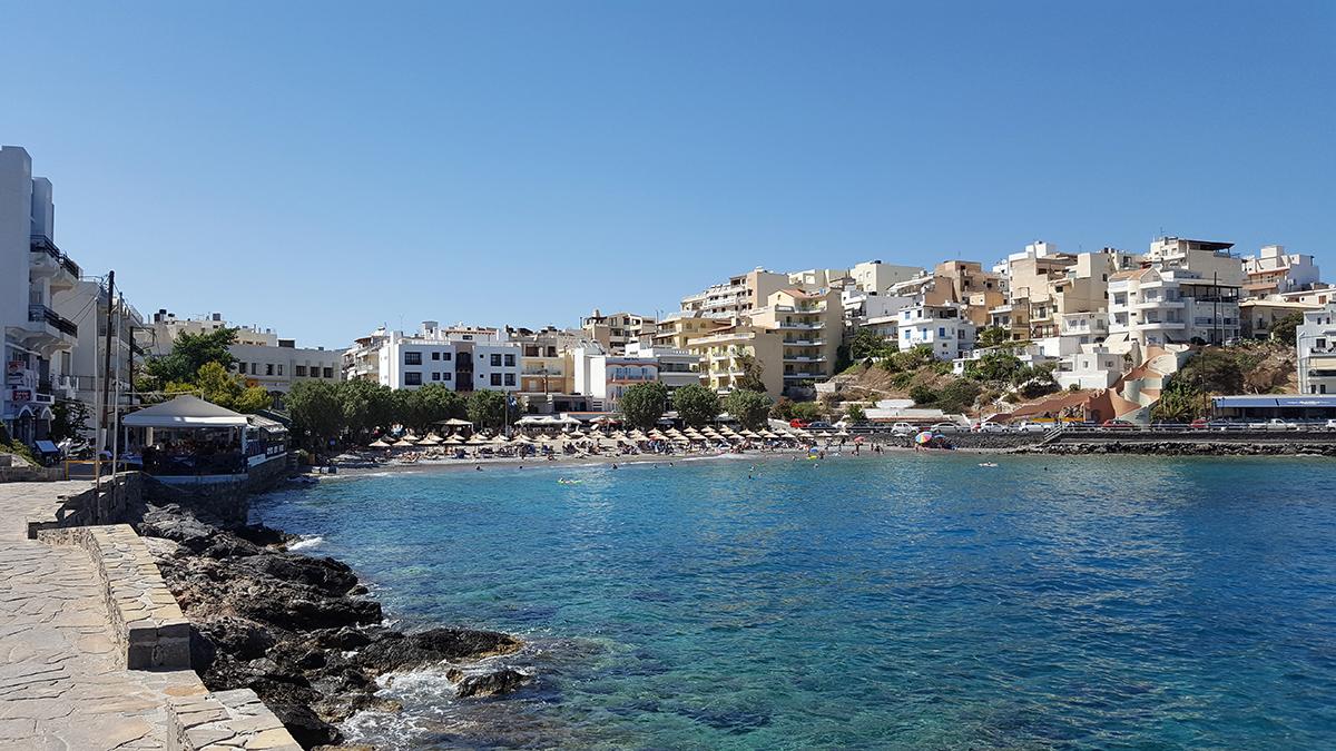 Bild: Griechenland, Kreta, Urlaub, Strand, Meer, Crete, Greece, Travel, Insel, Reiseblog,