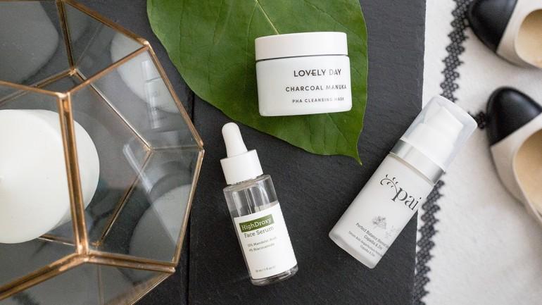 Meine drei Holy Grail Produkte in der Kosmetik.