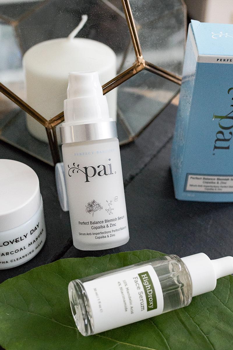 Bild: Beauty, Kosmetik, Lovely Day, Naturkosmetik, Hyaluron, Highdroxy, FaceSerum, Pai Skincare, Holy Grail Produkte
