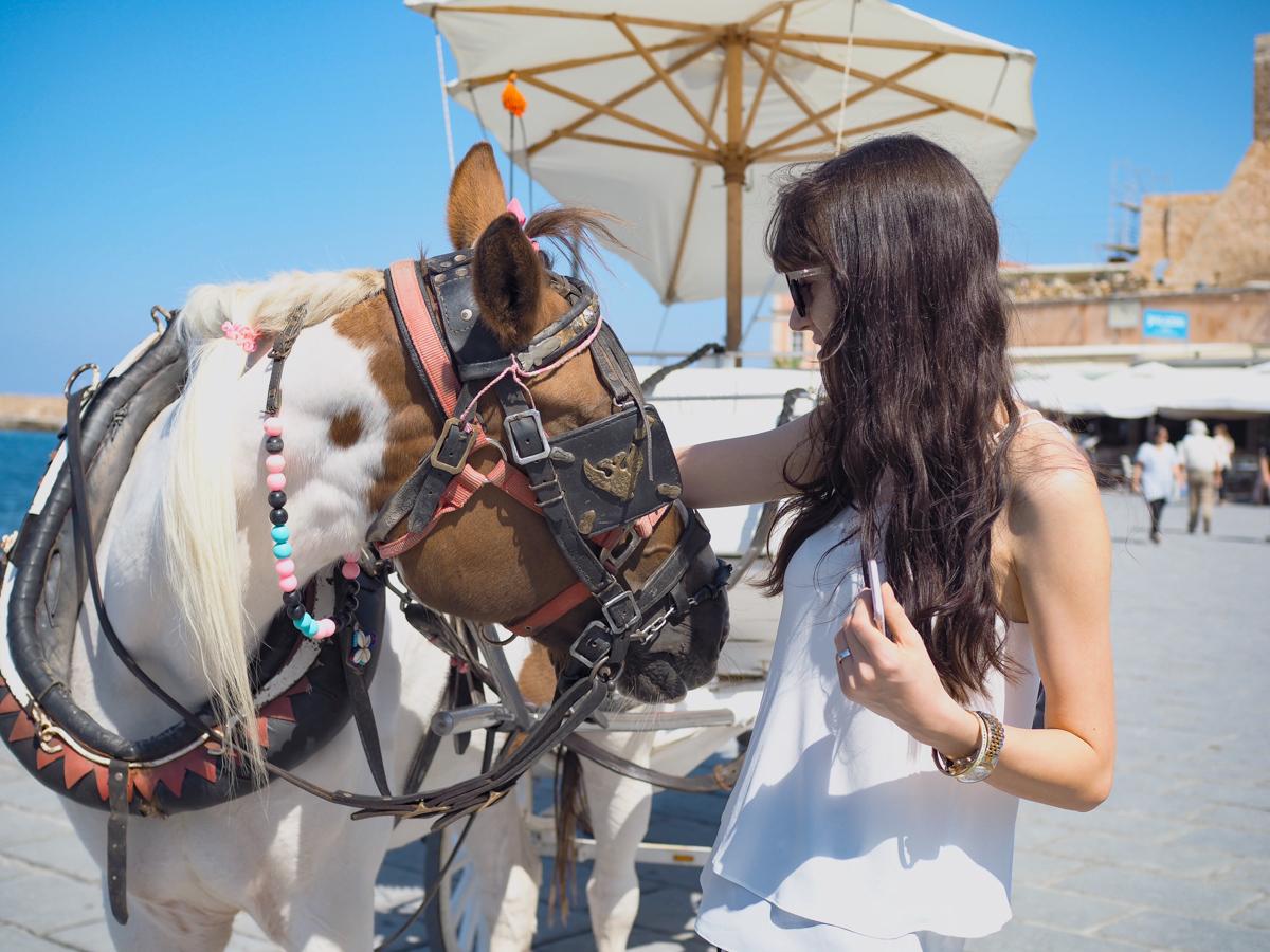 Bild: Kreta, Urlaub, Kreta Reisebericht, Chania, venezianischer Hafen, Griechenland, Crete, Blogger, Shades of Ivory, Travel, Berlin Blogger,