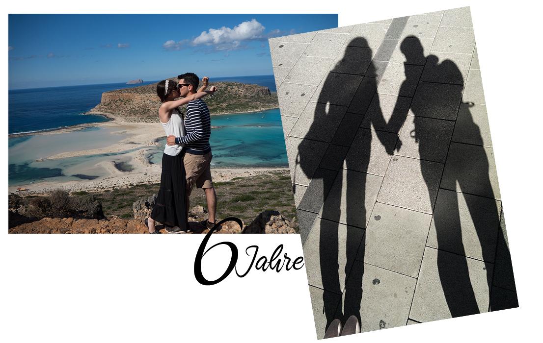 Bild: Schatten, Balos Beach, Kreta, Couple, Beziehung, Blogger, du und ich, Liebe
