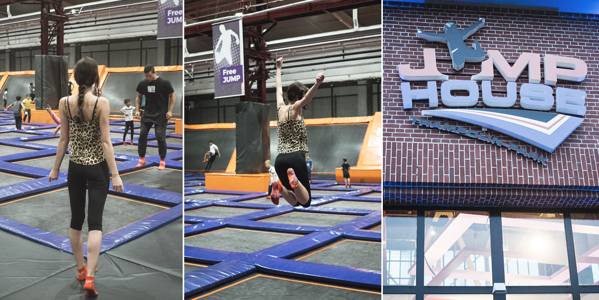 Bild: Jumphouse, Berlin, Trampolinpark, springen, Sport, Fitness, Blogger Berlin, Blogger,