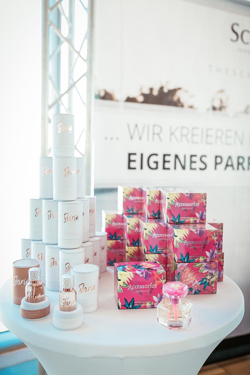 Bild: Köln, Beautypress, Bloggerevent, Beauty, Beautyblogger, KölnSky, Blogger Berlin, Shades of Ivory, Naturkosmetik,, The Scentist, Shirin David Parfum, Accessorize Lovelily