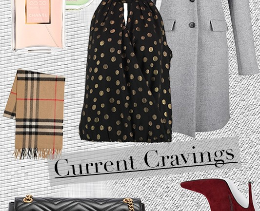 Current Cravings – December Inspiration for Christmas