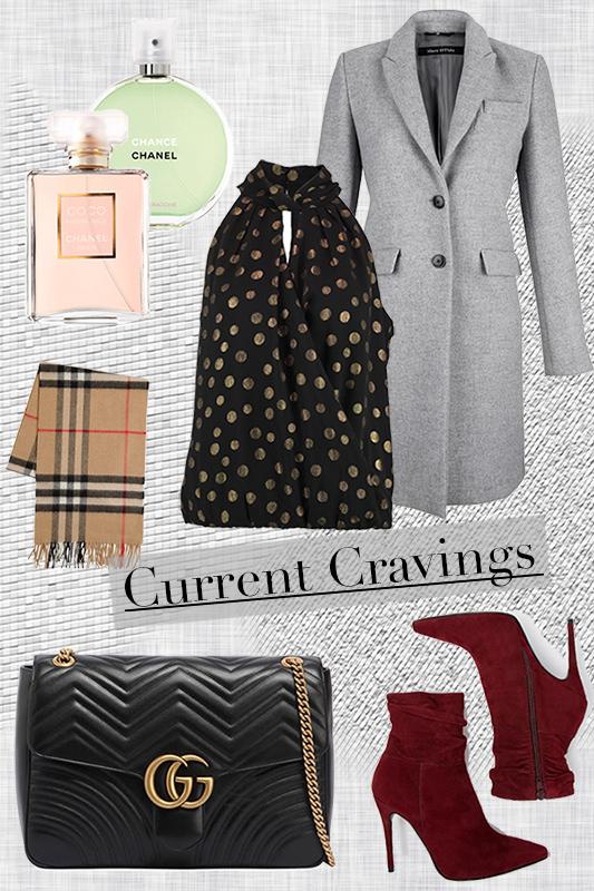 Bild: Current Cravings, Wishlist, Christmas, Weihnachtsgeschenke, Gucci, Marmont, Chanel, a