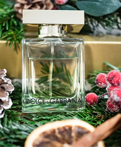 24 days of christmas blogging # 10: the One von Dolce & Gabbana