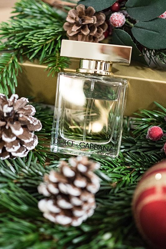 Bild: Dolce & Gabbana, The One, The One von Dolce & Gabbana, Parfum, Duft, floral, Christmas, Weihnachtsgeschenk, Fashioonblog, Blogger, Blogger Berlin, Shades of Ivory