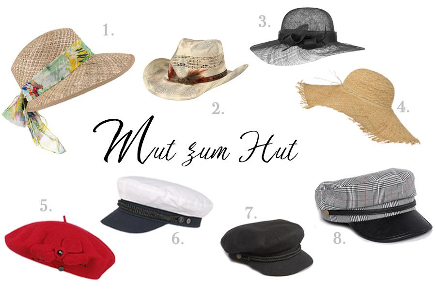 Bild: Trend Allert, Mut zum Hut, Sommerhüte, Sommer, Frühling, Kopfbedeckung